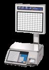 Настольные весы CAS CL 5000J-CS(LCD)