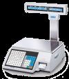 Настольные весы CAS CL 5000J -15CP(LCD)